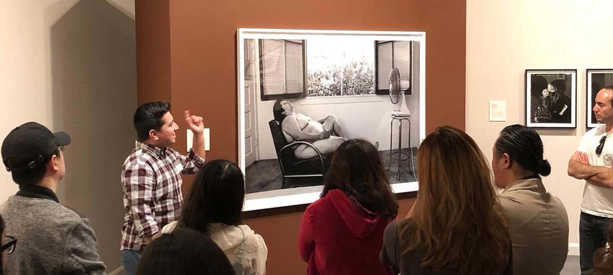 Vincent Price Art Museum Opportunities Getty Internship